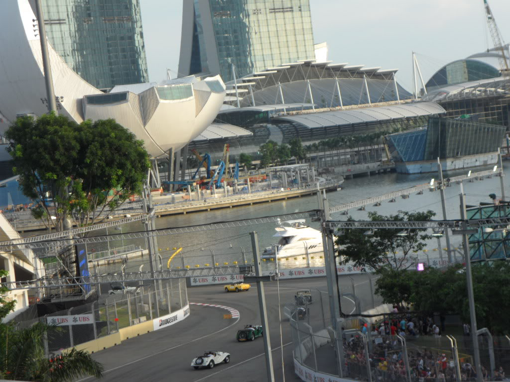 Formula One (F1) Grand Prix Night Race Singapore