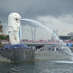 Merlion @ Marina Bay