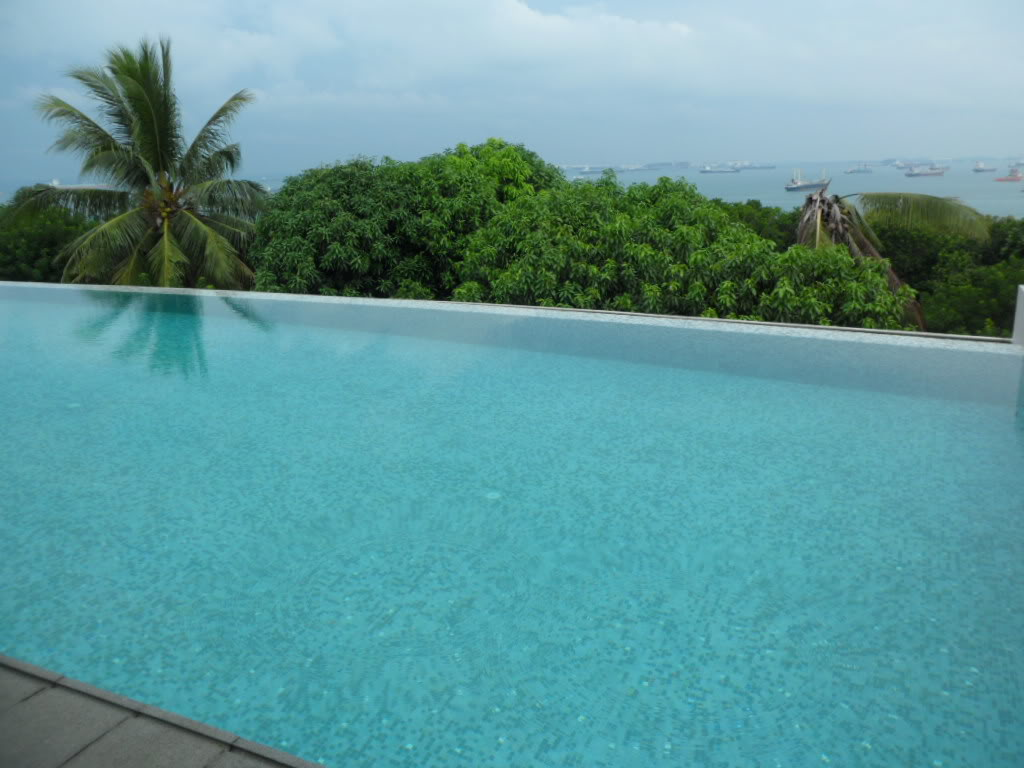 Amara Sanctuary Resort Staycation Singapore Sentosa 2 Bedroom (BR) Villa with plunge (private) pool