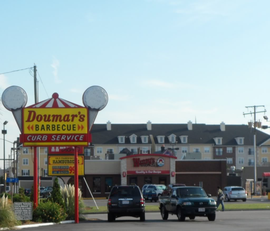 Doumar's – Inventor of the World's First Ice Cream Cone