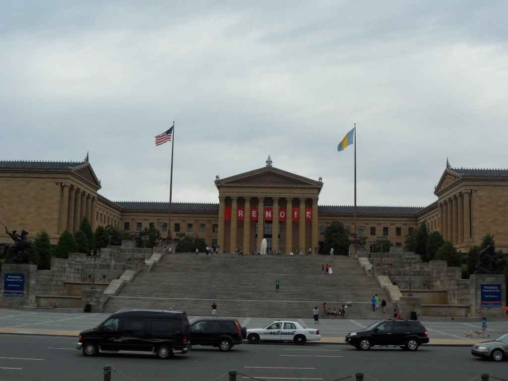 Franklin Institute, Philadelphia Museum of Art,Rocky Statue, City Hall, Elvez,Schuylkill River Trail,Independence Hall