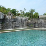 Waterfall @ Philea Resort Malacca