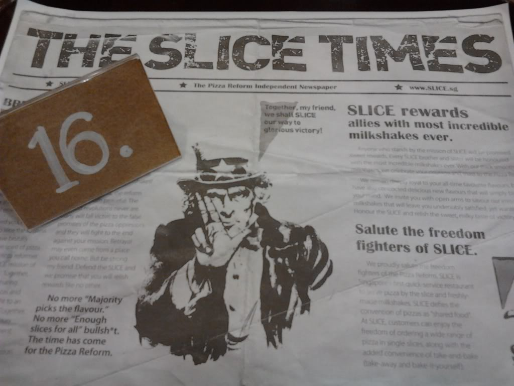 Slice – The Pizza Reform