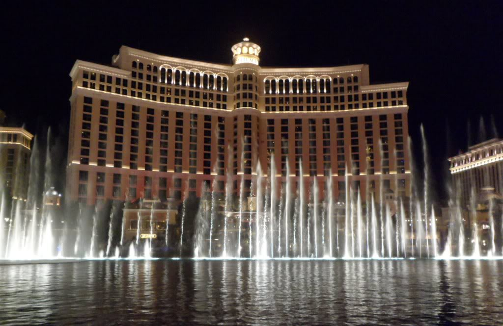Fountains of Bellagio Las Vegas