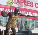 Top things to do in LA: Staples Center