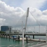 Keppel Bay Bridge Singapore