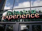 Beer Beer in the World Heineken Experience Amsterdam