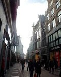 Shopping Street Amsterdam