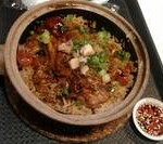 Huen Kee Claypot Chicken Rice Malaysian Food Street Resorts World Sentosa RWS