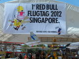 1st ever Red Bull Flugtag Singapore 2012