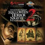 Halloween Horror Nights 2 Universal Studios Singapore Resorts World Sentosa