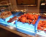 Crab Buffet Ellenborough Market Cafe Swissotel Merchant Court