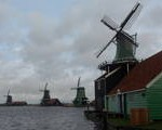 Zaanse Schans the Netherlands