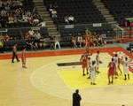 Things to do in Singapore Slingers Basketball Match