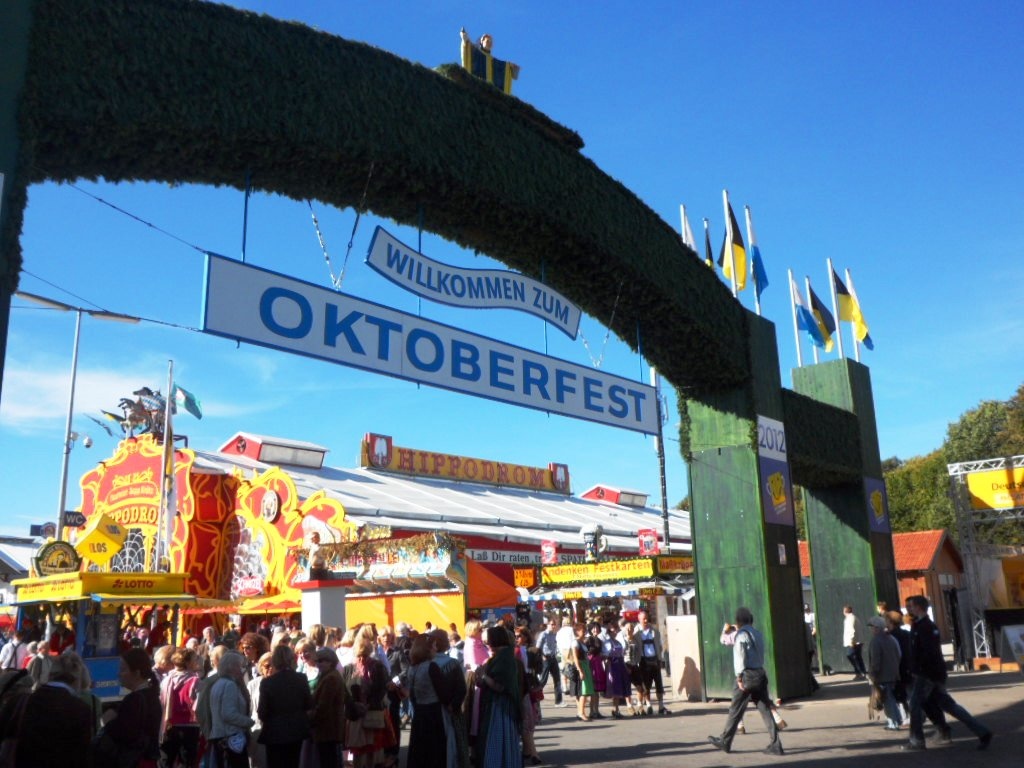 Oktoberfest Germany Munich