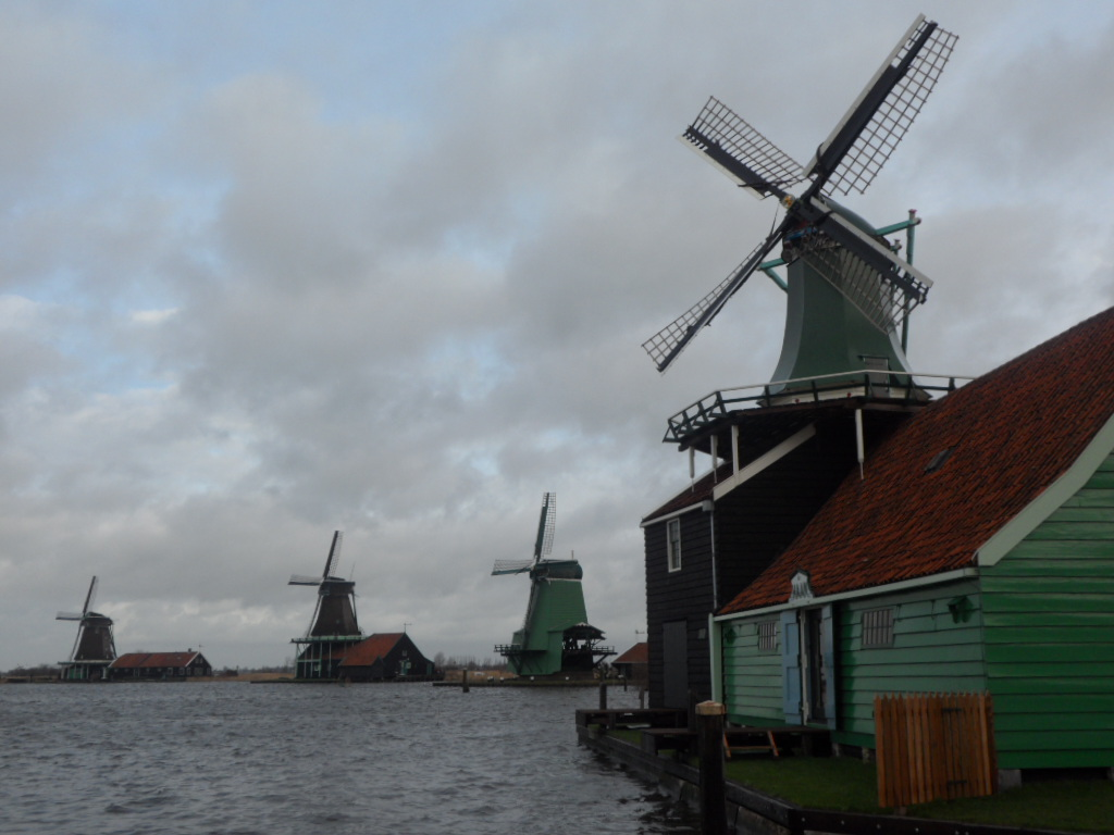How to get to Zaanse Schans The Netherlands