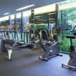 Fitness Gym Crowne Plaza Hotel Changi Airport
