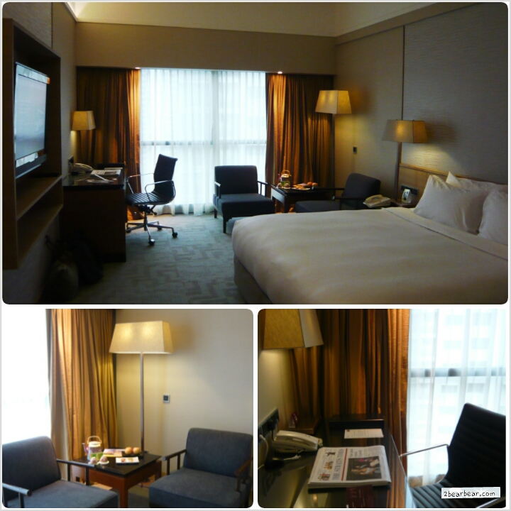 Staycation at the Grand Mercure Roxy Singapore