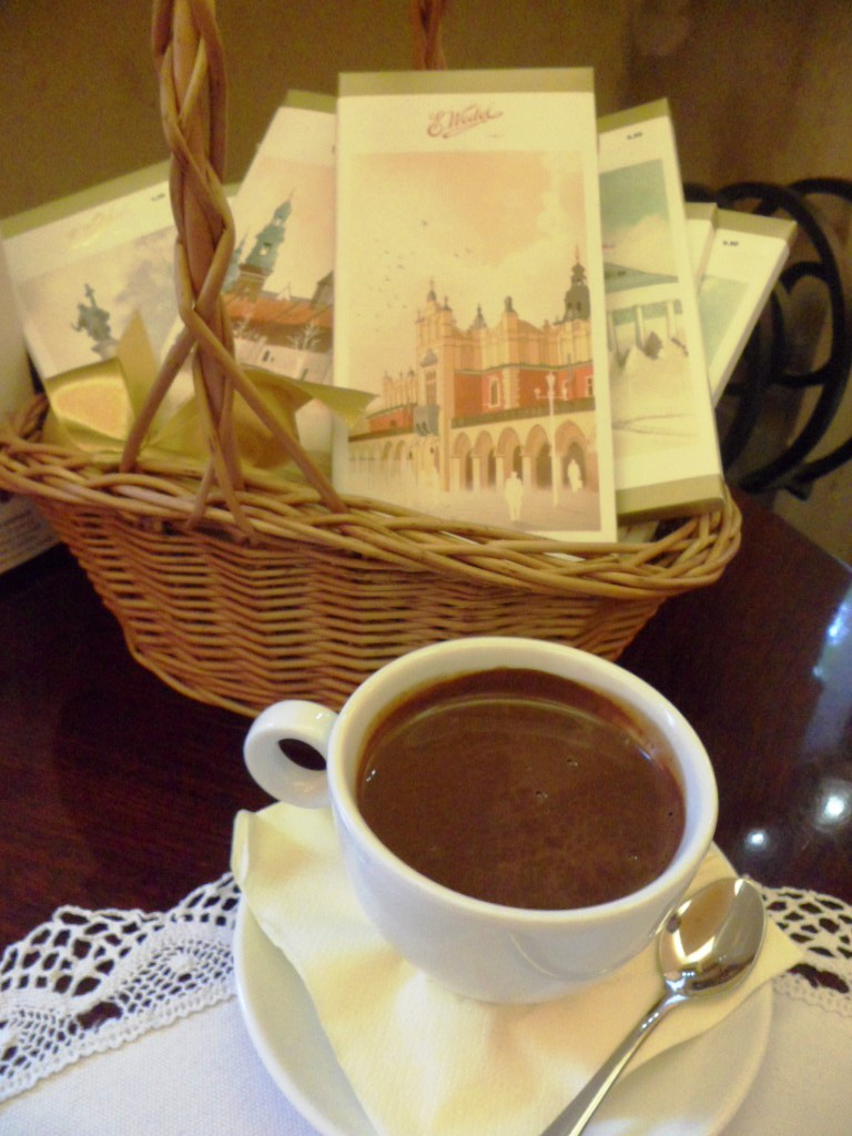 E. Wedel Cafe – The Oldest Chocolatier in Poland since 1851