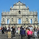 Historic Centre of Macao - Ruins of Saint Paul's