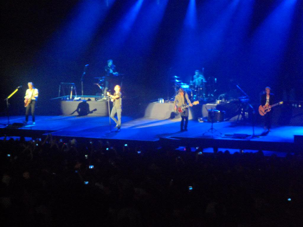 Matchbox 20 Live in Singapore