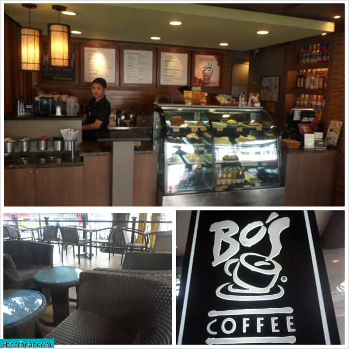 Bo's Coffee Cebu