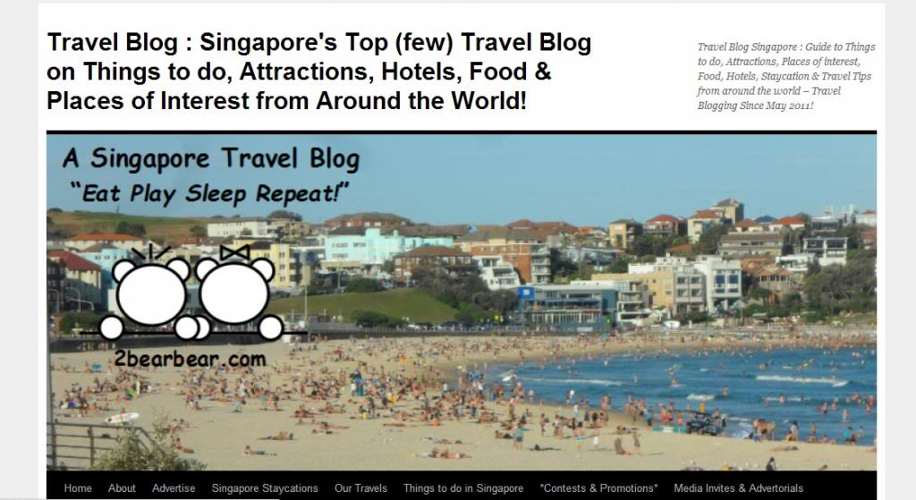 Top Singapore Travel Blog