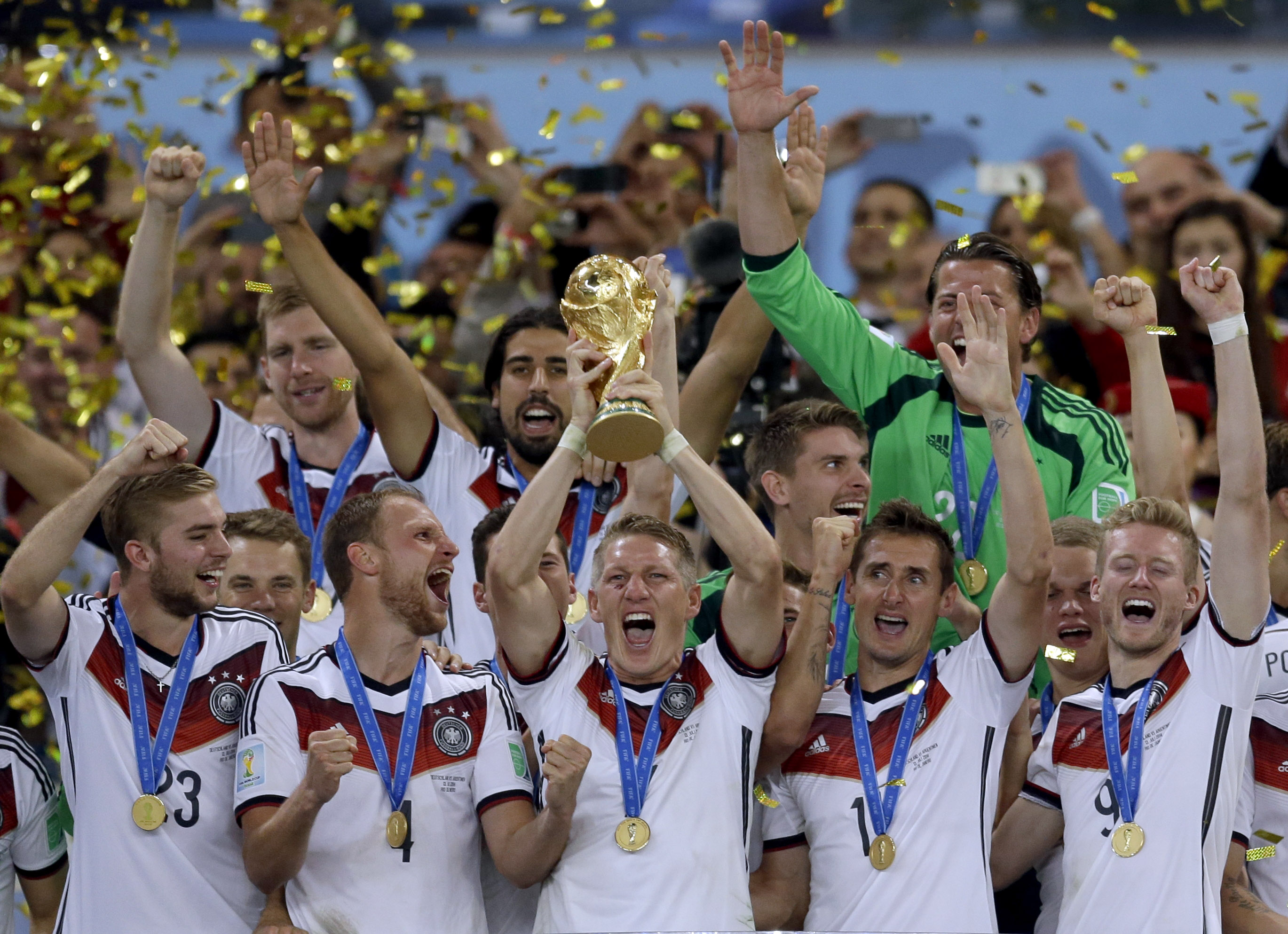 Germany Wins World Cup 2014