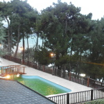 Pool and private beach Tusan Hotel Canakkale