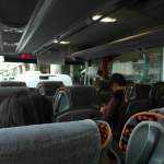 Tour bus from Ataturk Airport to Istanbul