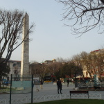 More monuments at the Hippodrome of Constaninople Istanbul