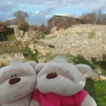 2bearbear and ancient ruins of Troy