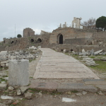 Ruins of Acropolis Pergamon