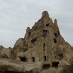 Monastery at Goreme open air museum