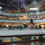Inside Mall of Istanbul