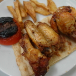 Great tasting grilled chicken wings!
