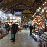 Turkish lamps at Grand Bazaar Istanbul for 30TL (inclusive of lamp stand)