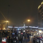 Night view of Taksim Square