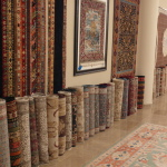 16000 hand woven carpets at the association!
