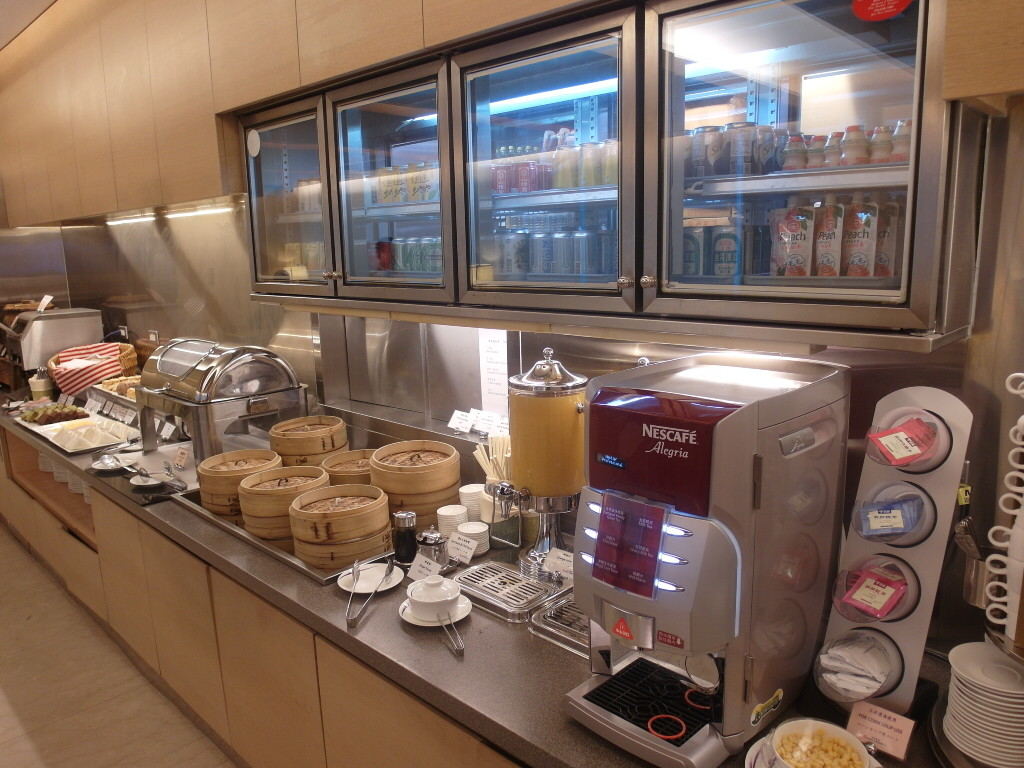 China Airlines Dynasty Lounge Taiwan Taoyuan