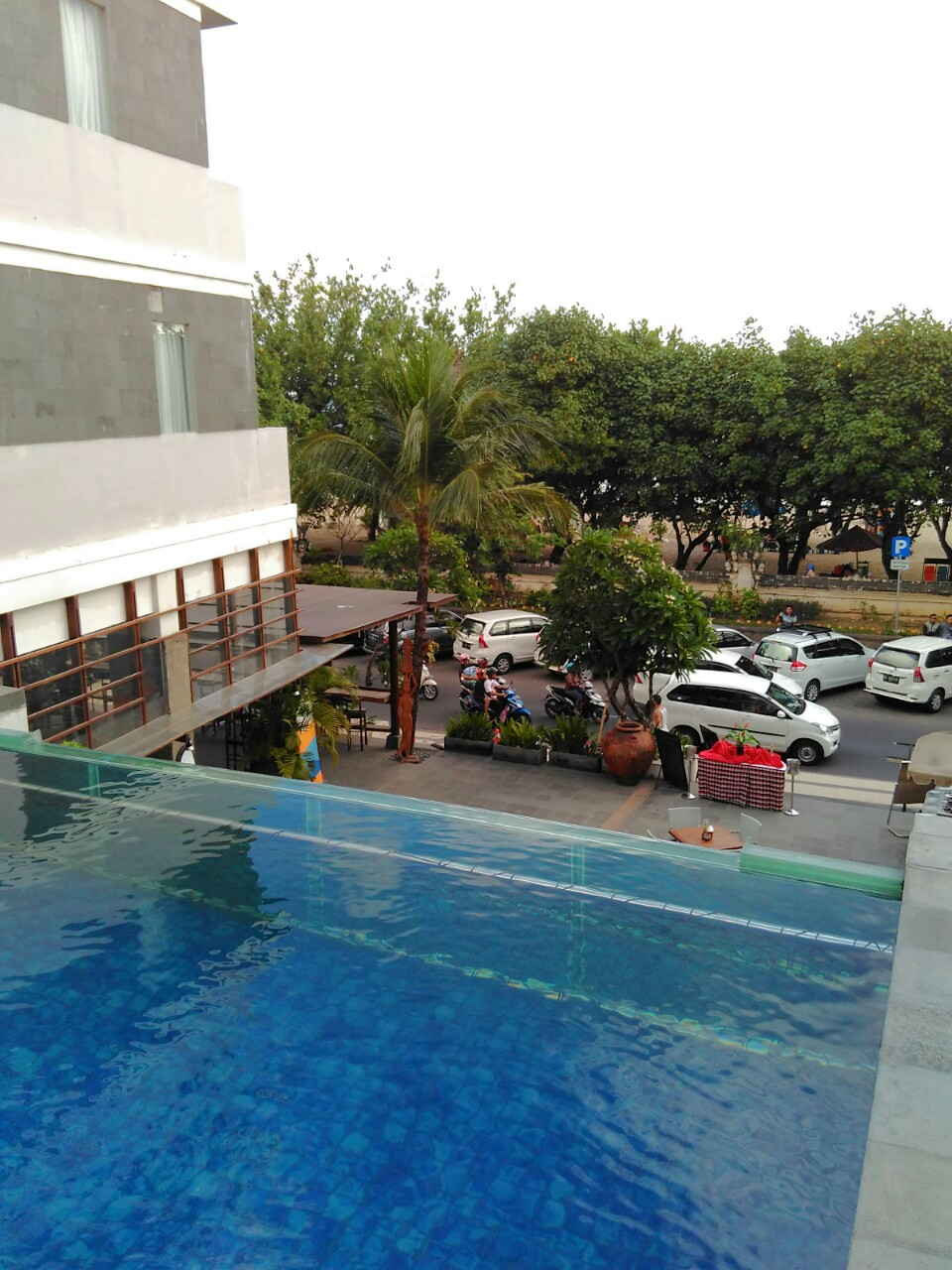 Swimming Pool Kuta Playa Hotel & Villas