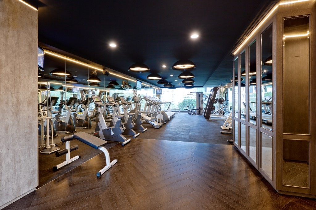 Grand Mercure Singapore Roxy - Fitness Centre