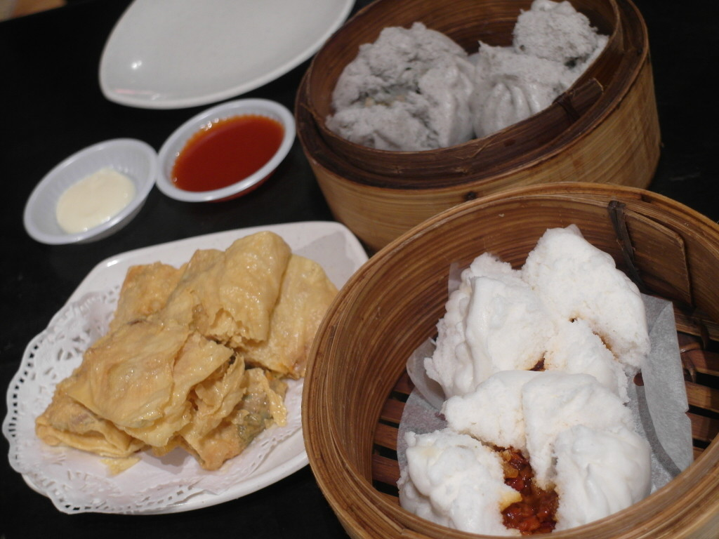 Assortment of Dim Sum from Bao Jin Tian 包今天
