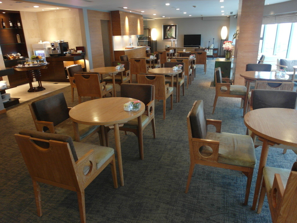 Executive Lounge Level 17 Grand Mercure Roxy Hotel Singapore