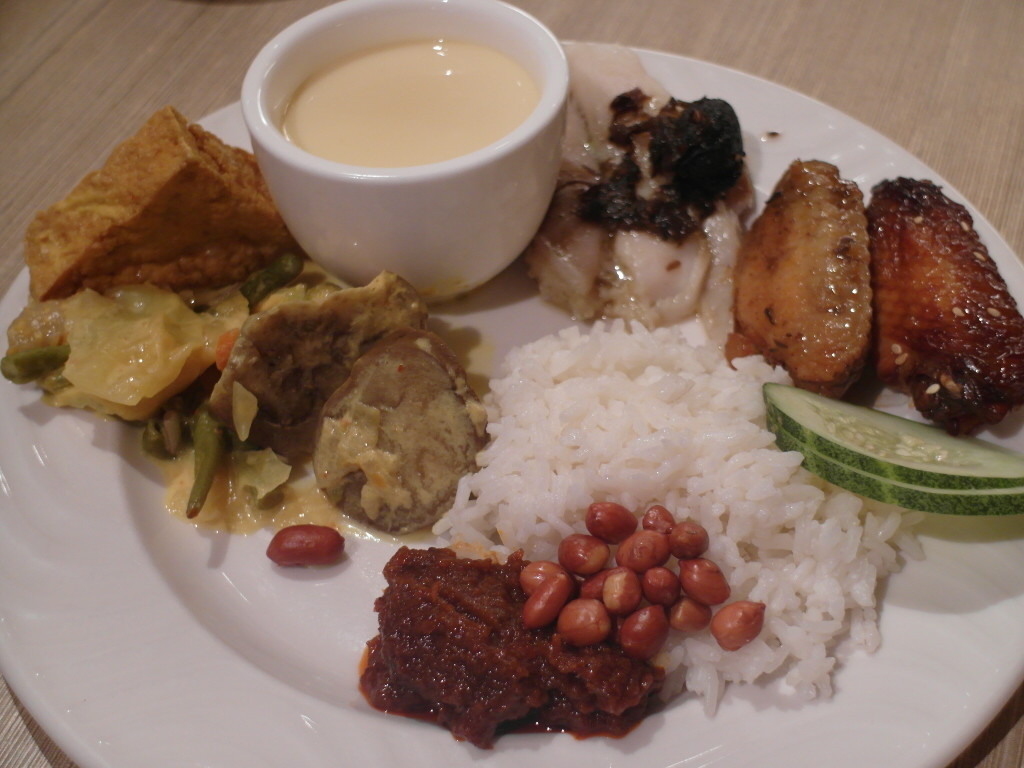Nasi Lemak at Feast@East Grand Mercure Roxy Singapore