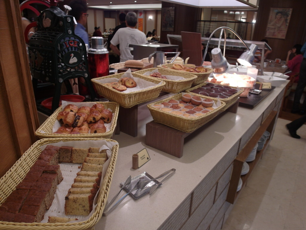 Selection of Bread Feast@East Grand Mercure Roxy Singapore