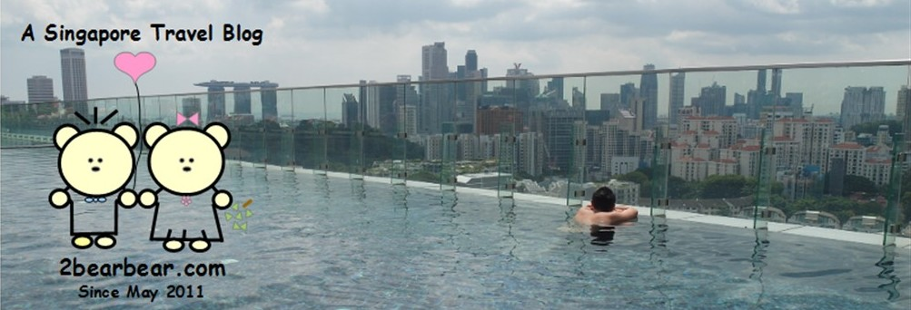Singapore's Top (few) Travel Blog - Since May 2011!