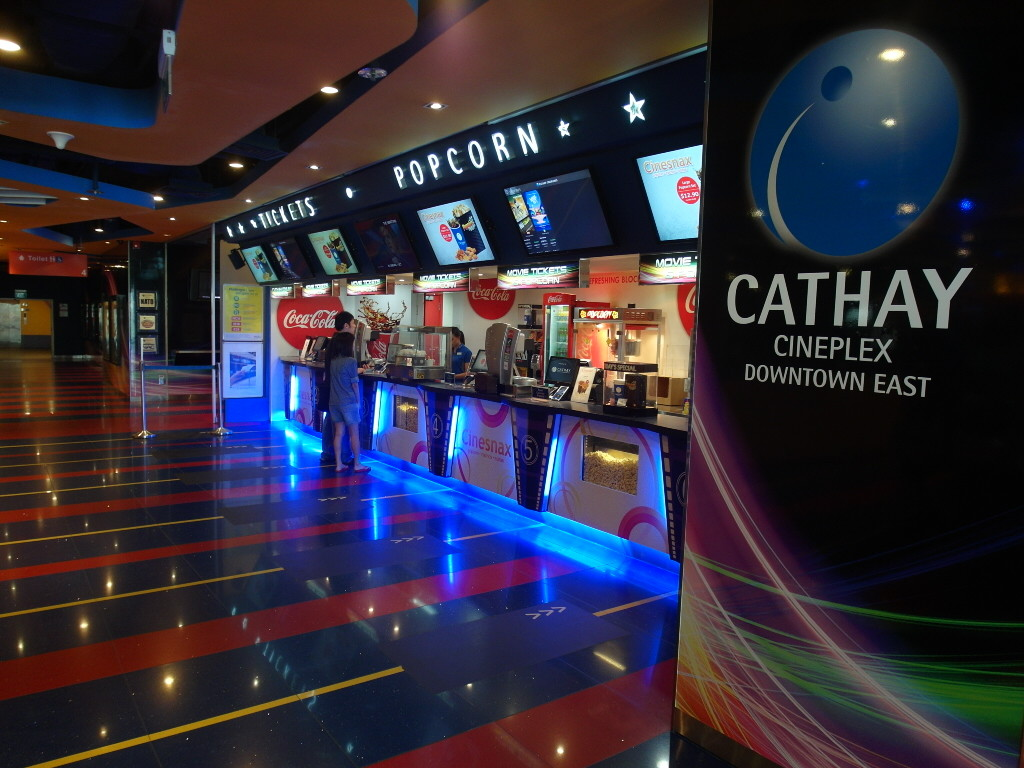 Cathay Cineplex Downtown East