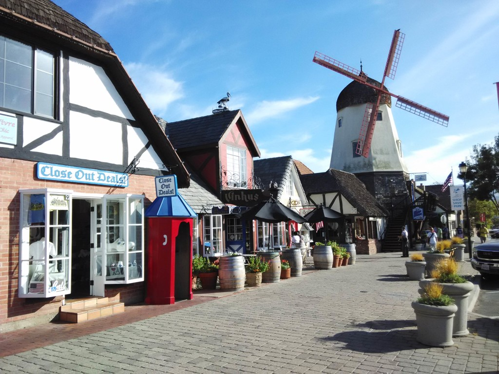 Where to eat in Solvang California