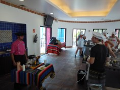 Norwegian Cruise Line Mexican Cooking Class Playa Mia with Chef Luis